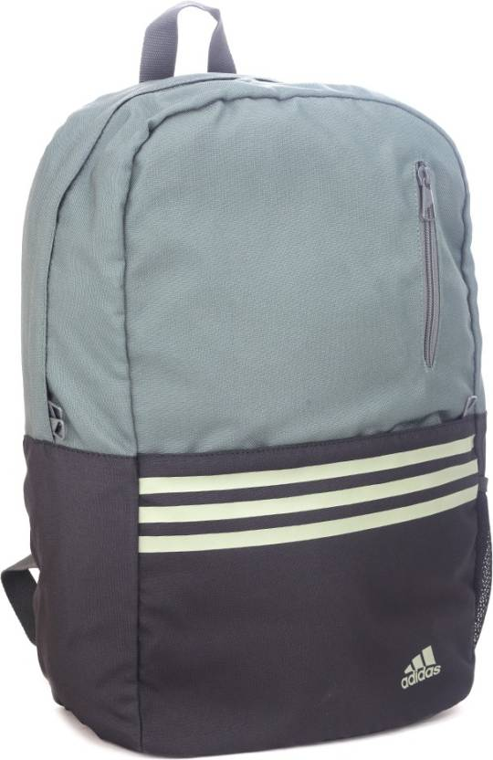 ADIDAS VERSATILE BP 3S Backpack (UTIIVY TENGRN TENGRN) cd95964fc5a59