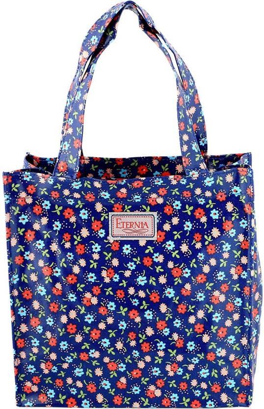 Flipkart com | Eternia Floral Design Women's Lunch Bag