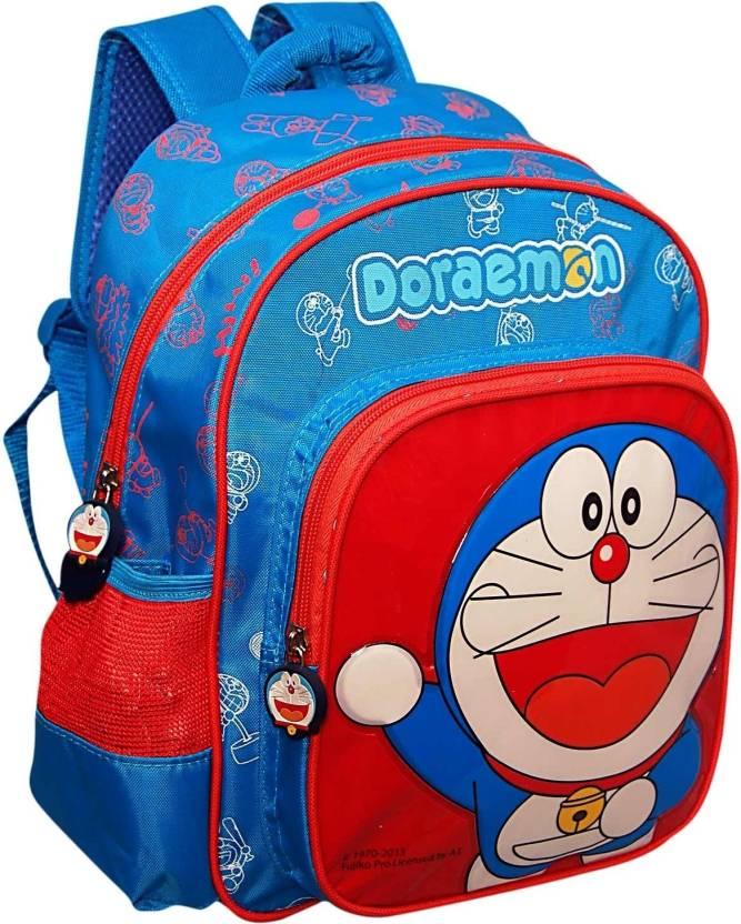 Doraemon Waterproof School Bag