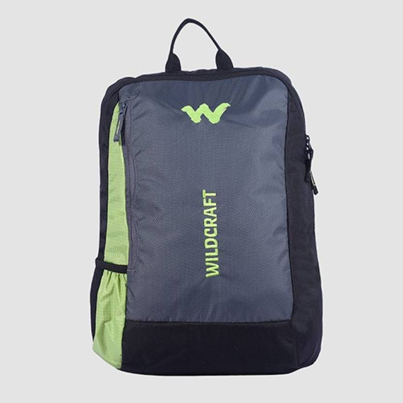 Wildcraft Streak 20 L Laptop Backpack Green - Price in India ... f591783810907