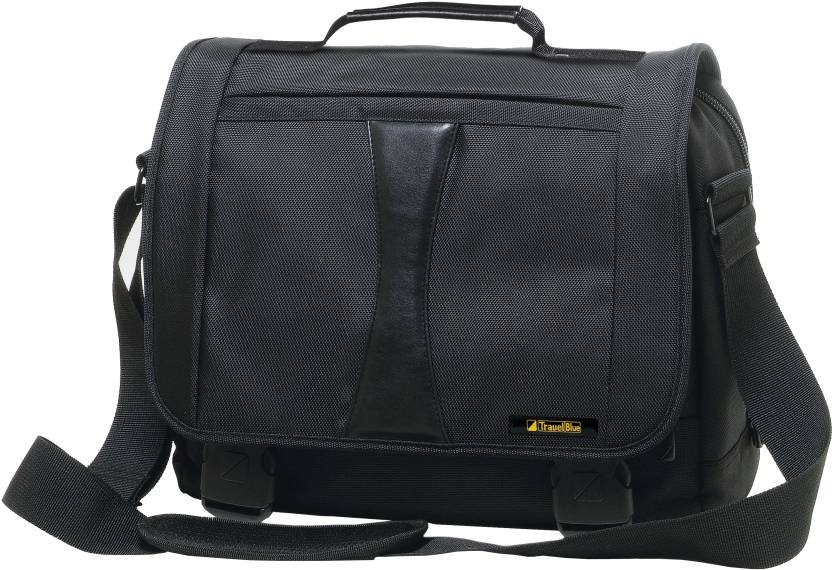 15 inch Messenger Bag 4 Pockets