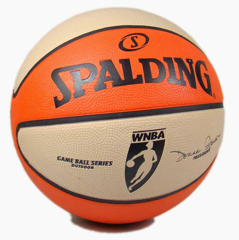 Spalding WNBA Basketball -   Size: 6