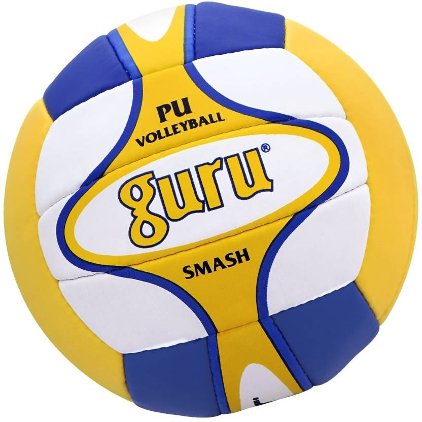 Guru Laser Volleyball -   Size: 5,  Diameter: 21 cm