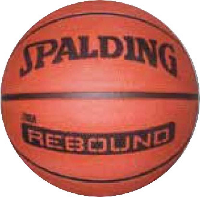 Spalding NBA Rebound Basketball -   Size: 6