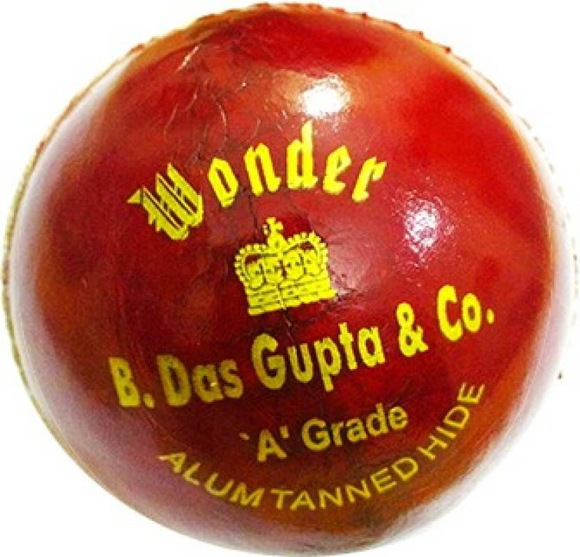 B. Dasgupta Wonder Hi-Tech Cricket Ball -   Size: 5,  Diameter: 2.5 cm