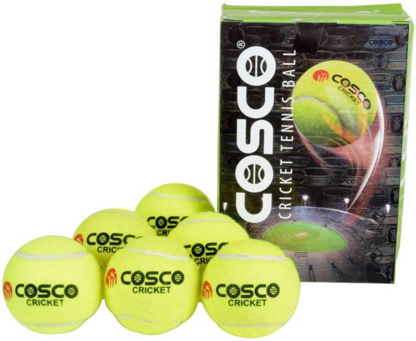 Cosco Light Weight Cricket Tennis Ball Buy Cosco Light Weight