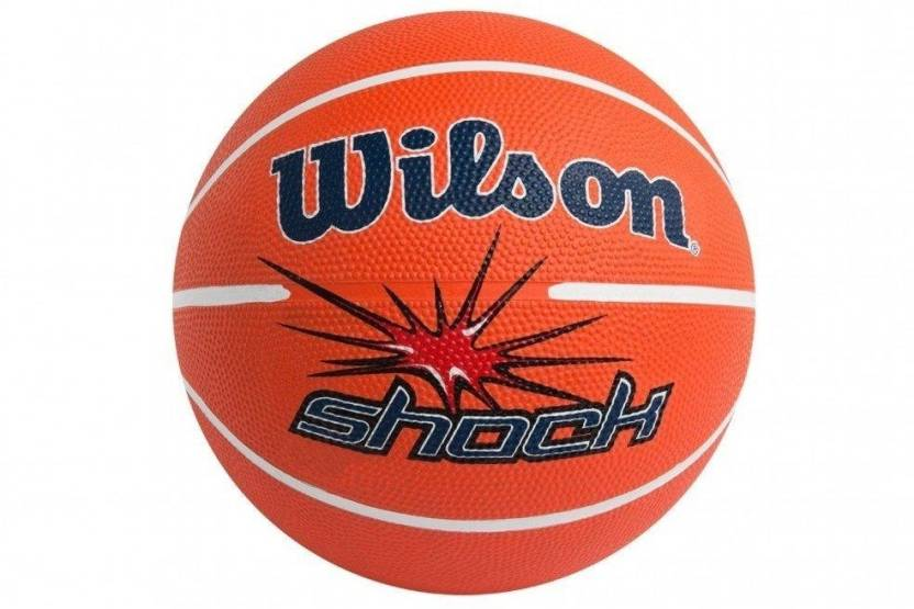 Wilson Shock Plus Basketball -   Size: 7