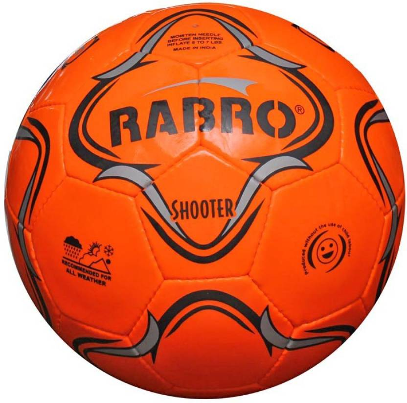 Rabro Rabroshooterball Throw Ball -   Size: 3,  Diameter: 18 cm