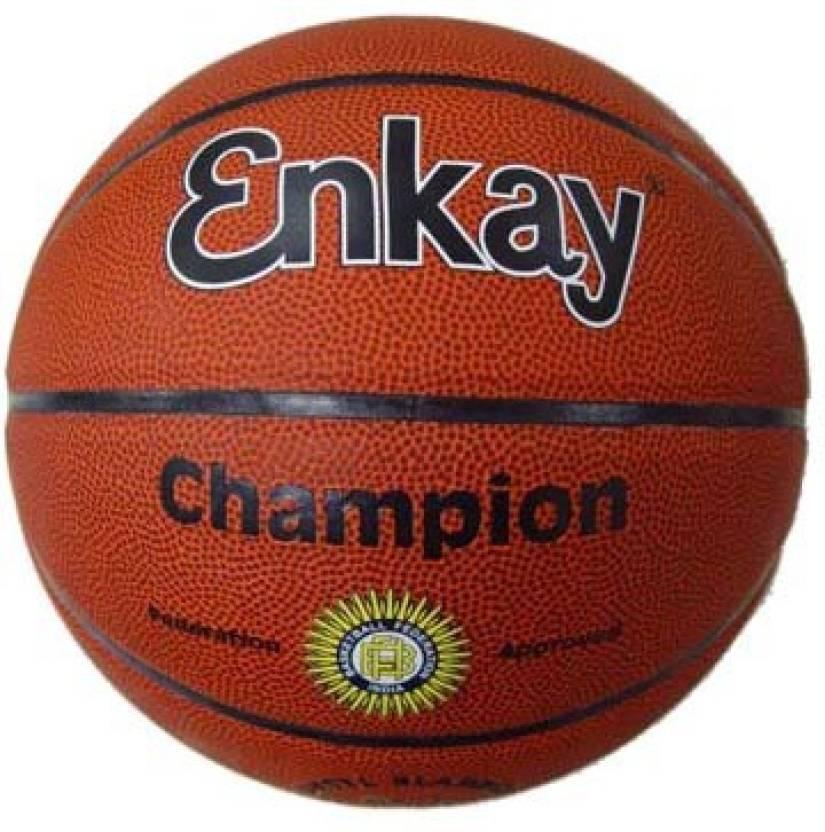 Enkay Champion Basketball -   Size: 5