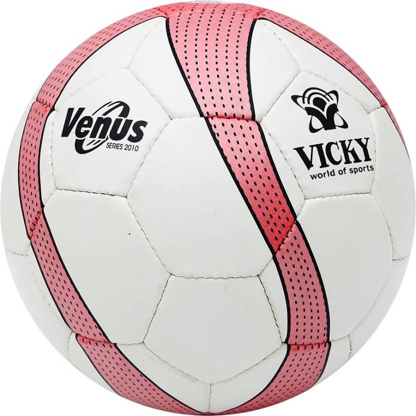 Vicky Venus Football -   Size: 5