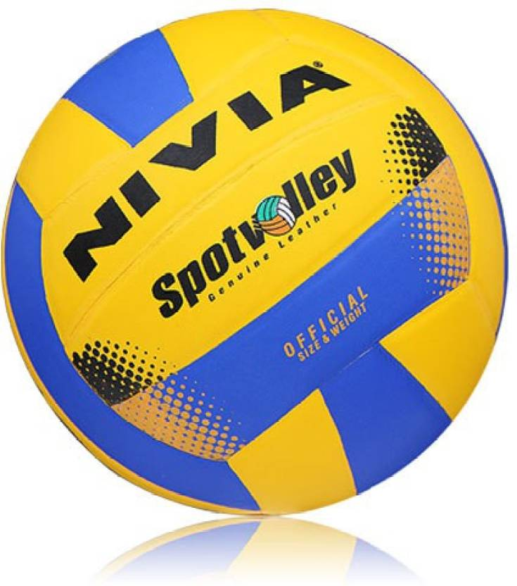 Nivia Spotvolley Volleyball -   Size: 4,  Diameter: 2.5 cm