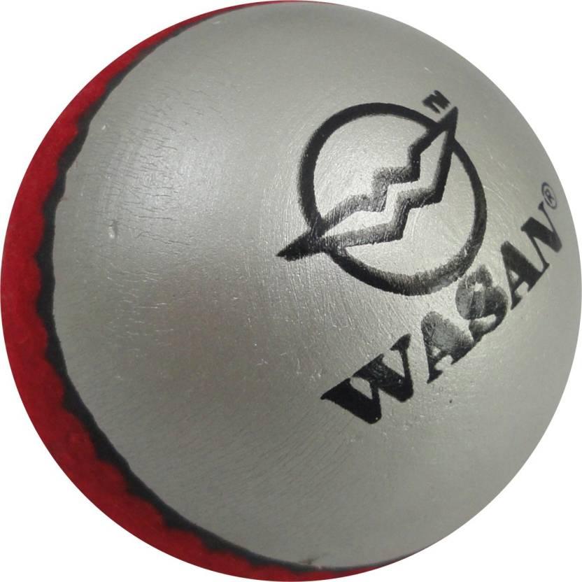 Wasan 2 Tone Tennis Cricket Ball -   Size: 3,  Diameter: 21 cm