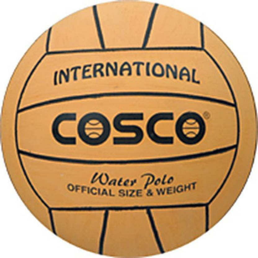 Cosco International Water Polo Water Polo Ball -   Size: 5