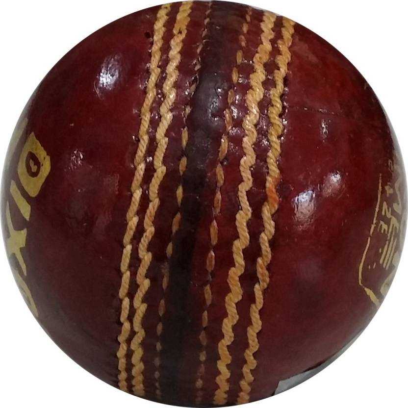 Dixon Time Leather Cricket Ball -   Size: Standard