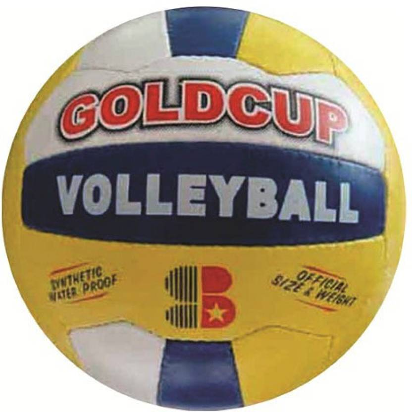 Golsil Gold Cup Volleyball -   Size: 4,  Diameter: 65 cm