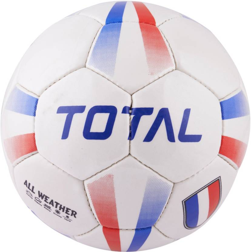 Total France Football -   Size: 5,  Diameter: 22 cm