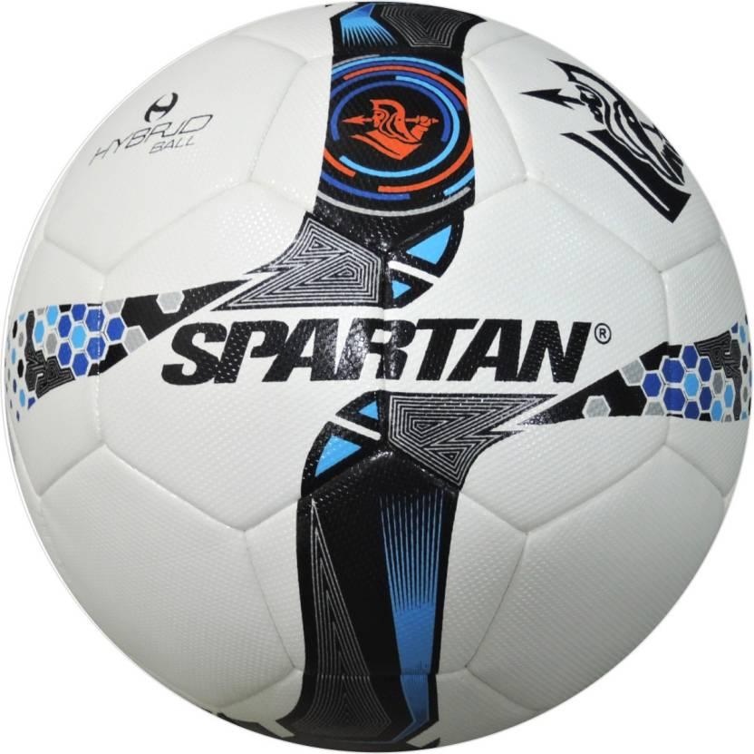 5e3fa5314358c Spartan SOCCER BALL HYBRID Football - Size  5 - Buy Spartan SOCCER ...