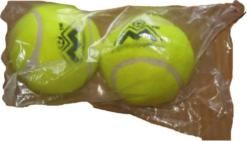 Elan Tennis 02 Tennis Ball -   Size: 5