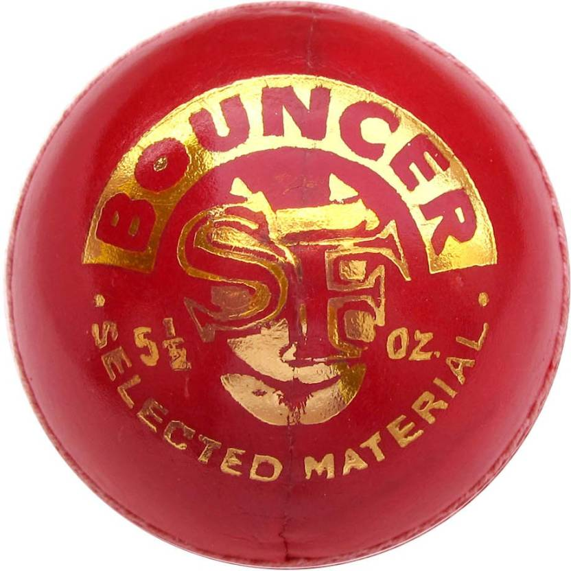 Stanford Bouncer Cricket Ball -   Size: 5
