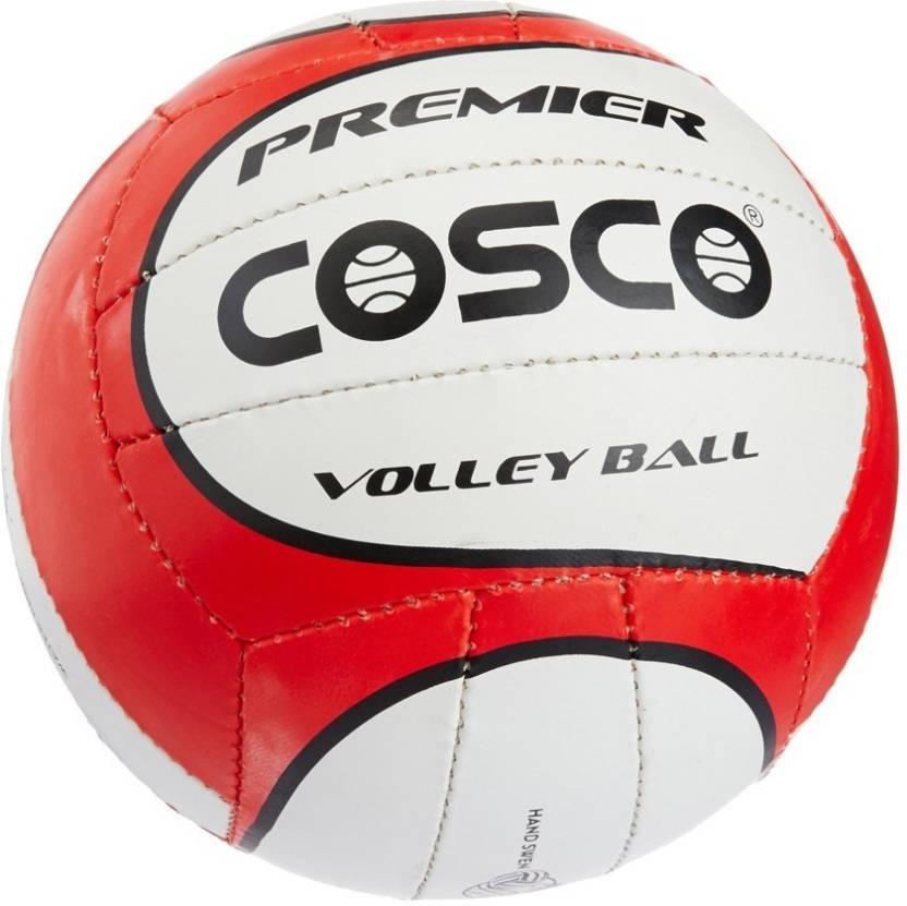 Cosco Premier Volleyball -   Size: 4,  Diameter: 20 cm
