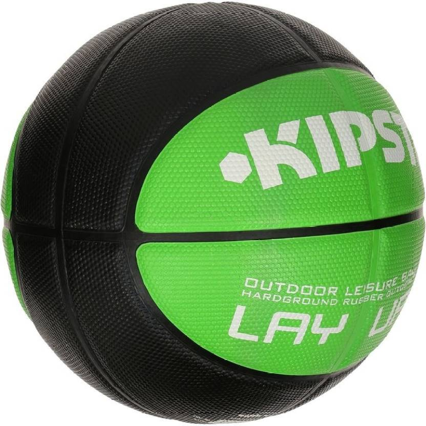 Kipsta Lay Up S7 G Basketball -   Size: 7