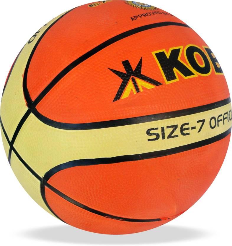 Kobo Extreme Basketball -   Size: 7,  Diameter: 24.5 cm