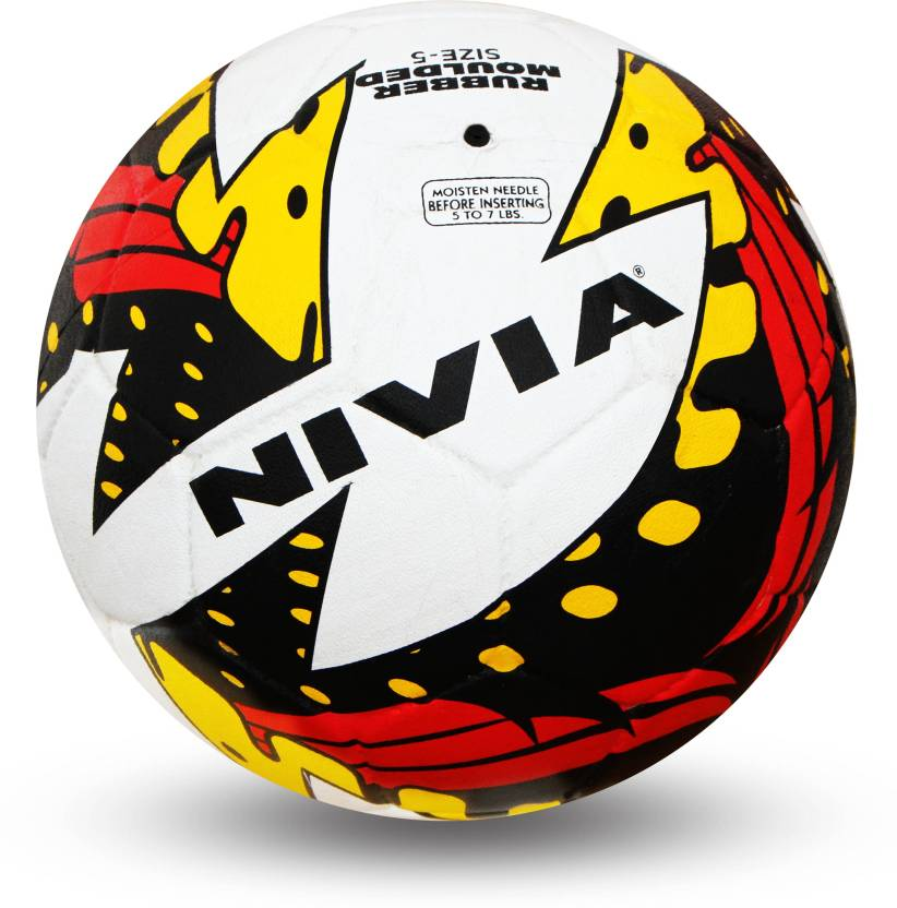 Nivia Typhoon Football -   Size: 5