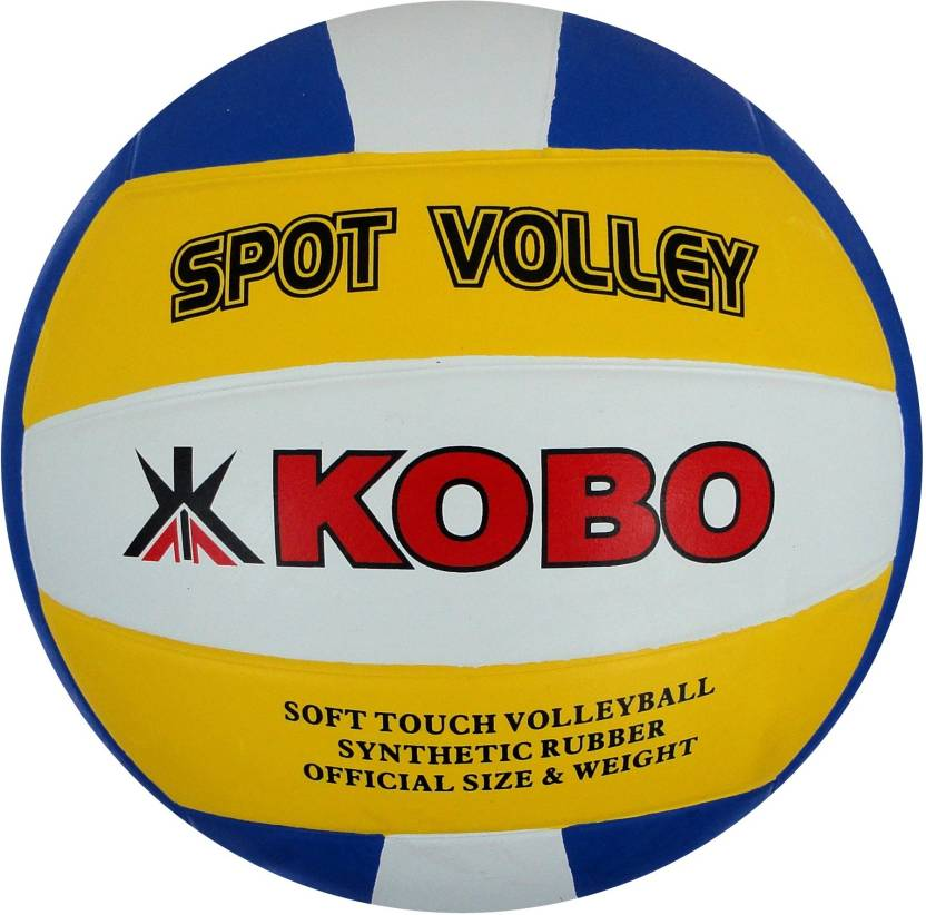 Kobo Spot Volley Volleyball -   Size: 4,  Diameter: 21 cm