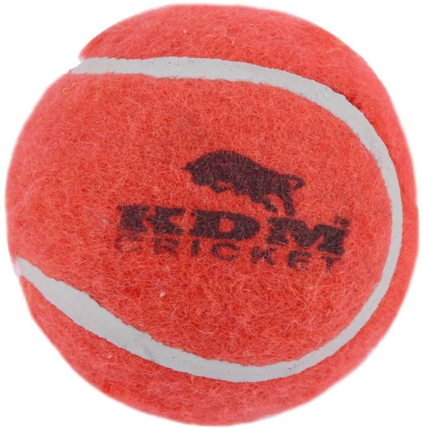 KDM Sports Cricket Tennis Ball -   Size: 5,  Diameter: 7 cm