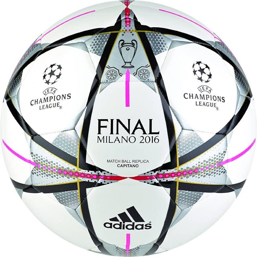 Adidas Final Milano 2016 Football -   Size: 5,  Diameter: 22 cm