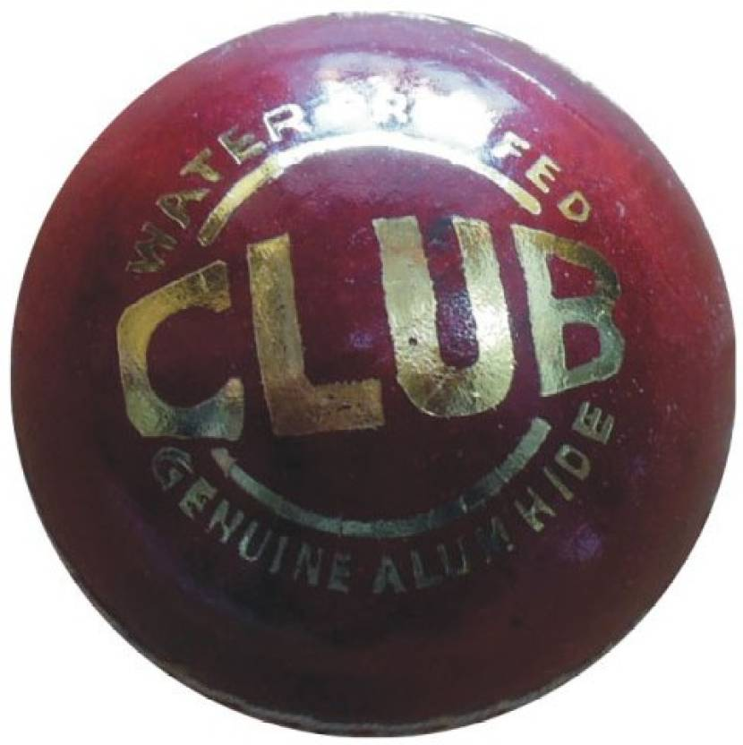 Elan Leather Club Cricket Ball -   Size: 5