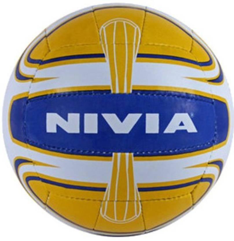 Nivia VB-474 Super Volleyball -   Size: 4,  Diameter: 24.2 cm