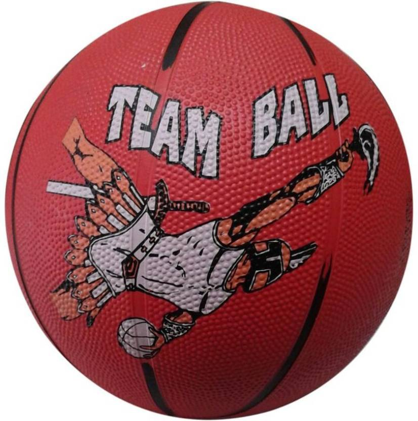 VSM Team Ball Basketball -   Size: 5,  Diameter: 23 cm