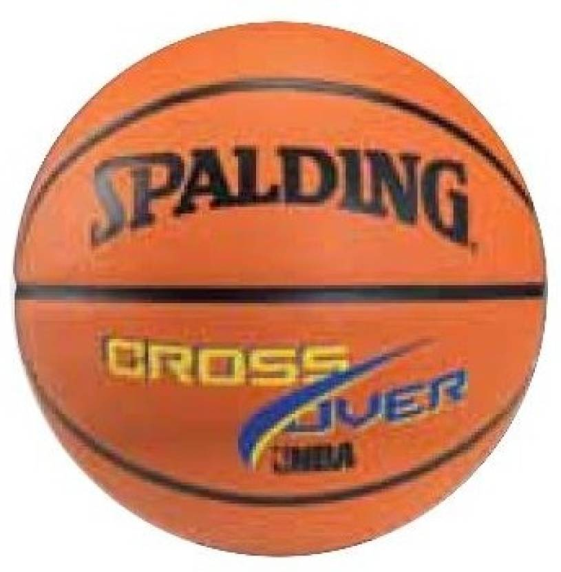 Spalding Cross Over Basketball -   Size: 5