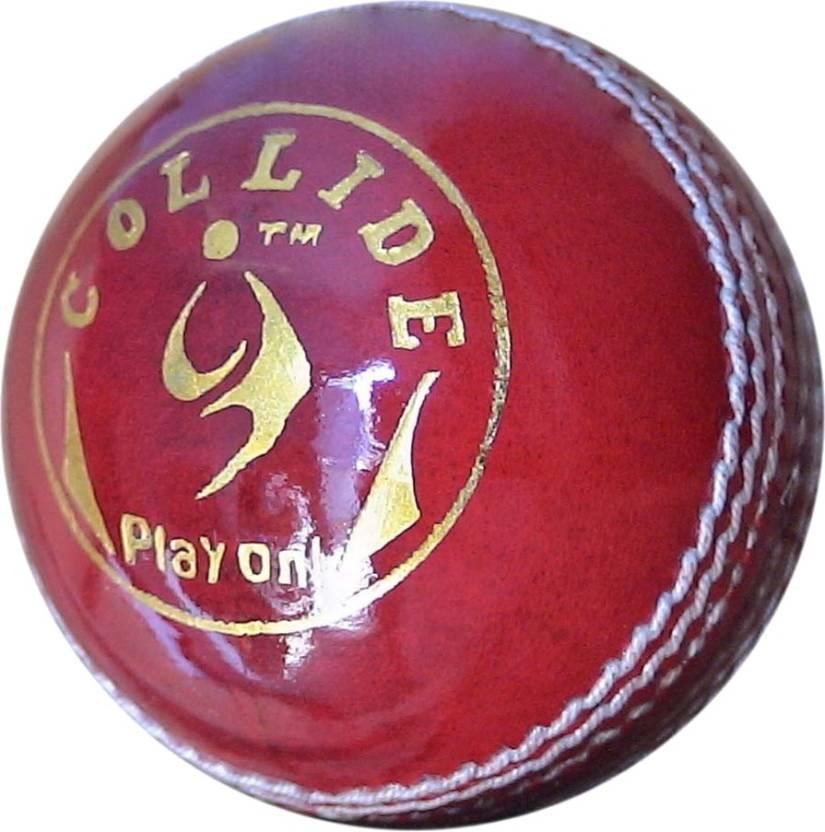 SM Collide Cricket Ball