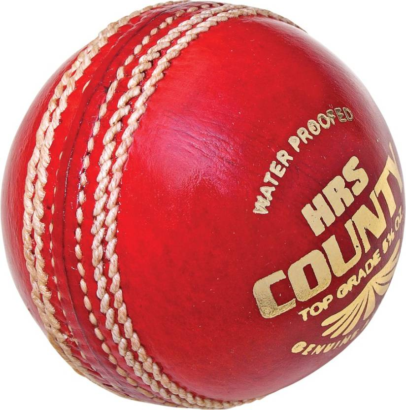 HRS County Cricket Ball -   Size: Full