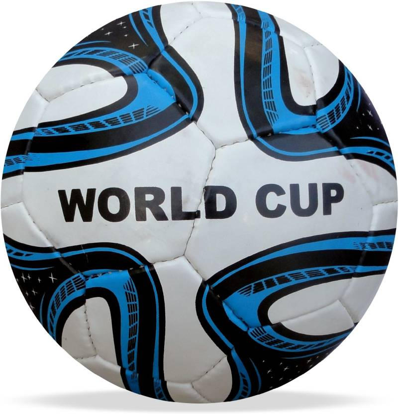 Kobo World Cup P.V.C Football -   Size: 5,  Diameter: 22 cm