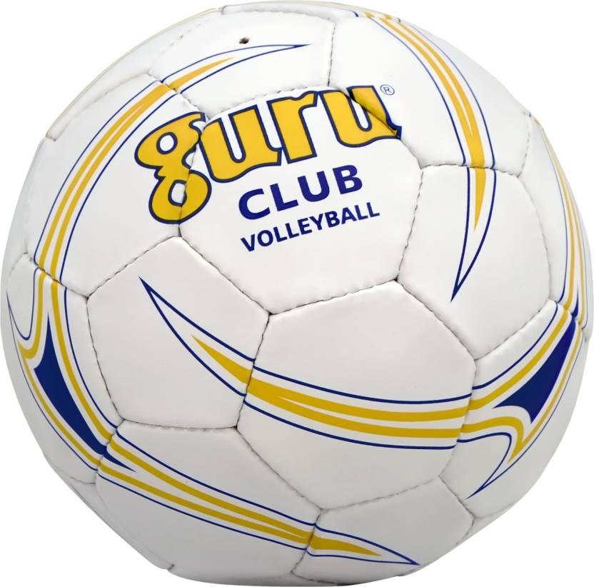 Guru Laser Volleyball -   Size: 5,  Diameter: 21 cm