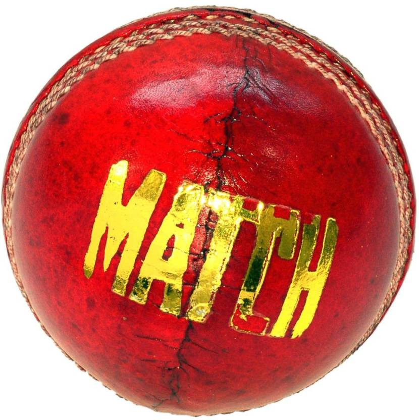 SN Match Cricket Ball -   Size: 5