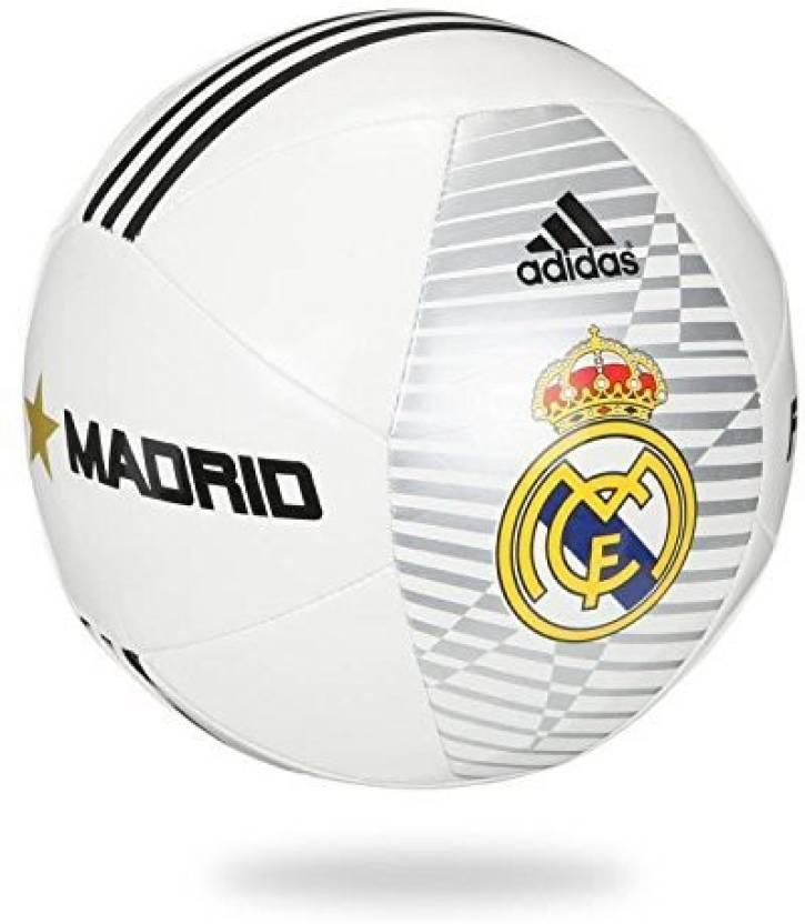 outlet store 925c7 81de1 ADIDAS Real Madrid Football - Size: 5 - Buy ADIDAS Real ...
