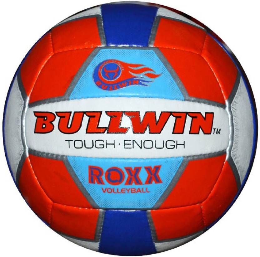 Bullwin Roxxredvolleyball Volleyball -   Size: 5,  Diameter: 22 cm