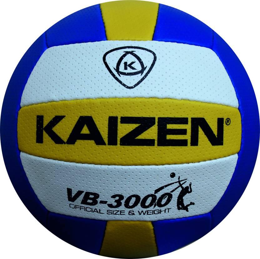 Kaizen VB 3000 Volleyball -   Size: 4,  Diameter: 65 cm