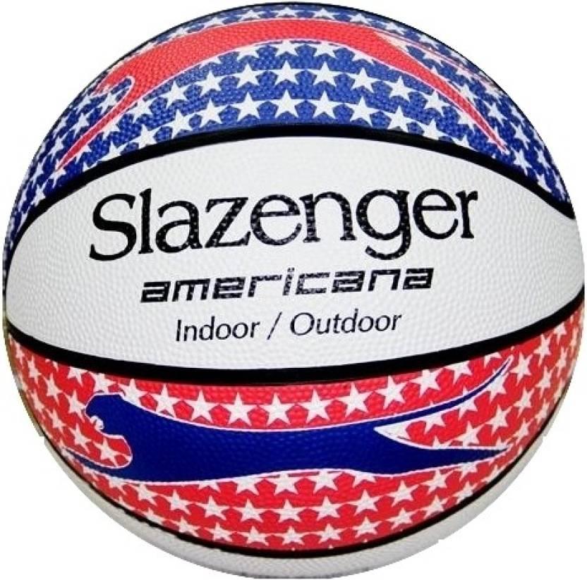 Slazenger Americana Stars Basketball -   Size: 7