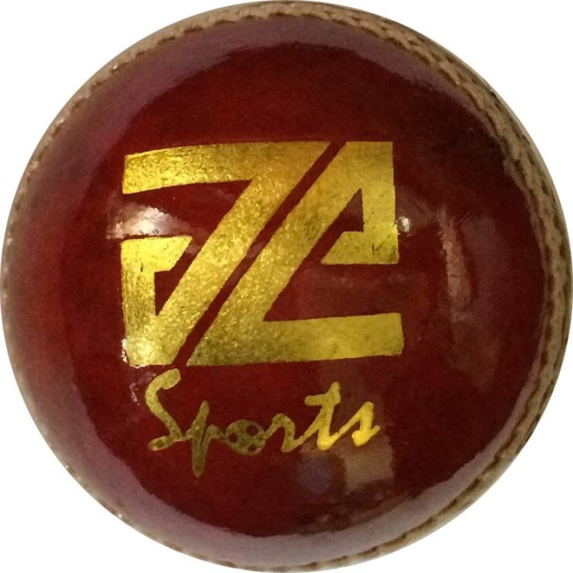 JE Sports Super Cricket Ball -   Size: Standard,  Diameter: 3 cm