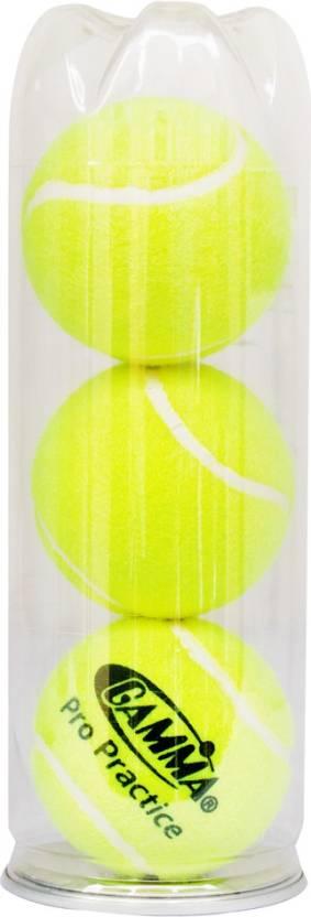 Gamma Pro Practice Tennis Ball -   Size: 3