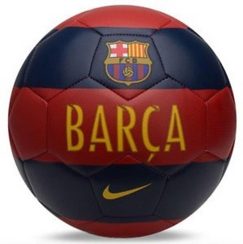 Nike FCB Prestige Barca Football -   Size: 5,  Diameter: 22 cm