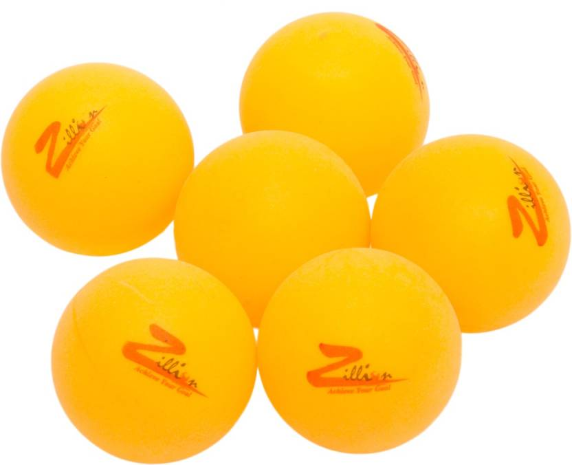 Zillion TTB-602_Yellow Tennis Ball -   Size: 4
