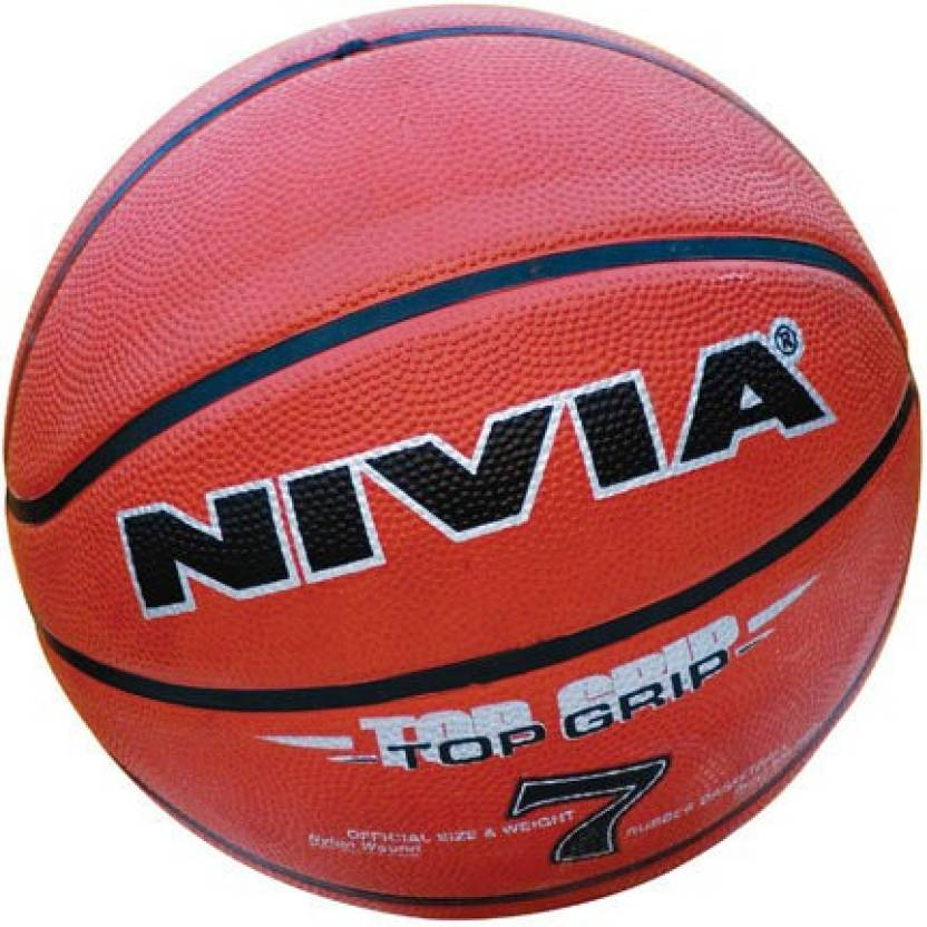 Nivia Top Grip Basketball -   Size: 7