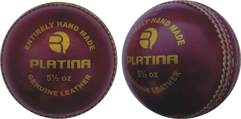 R Max Platina Cricket Ball -   Size: 3,  Diameter: 2.5 cm