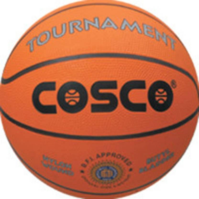 Cosco Tournament Basketball -   Size: 7,  Diameter: 29.5 cm